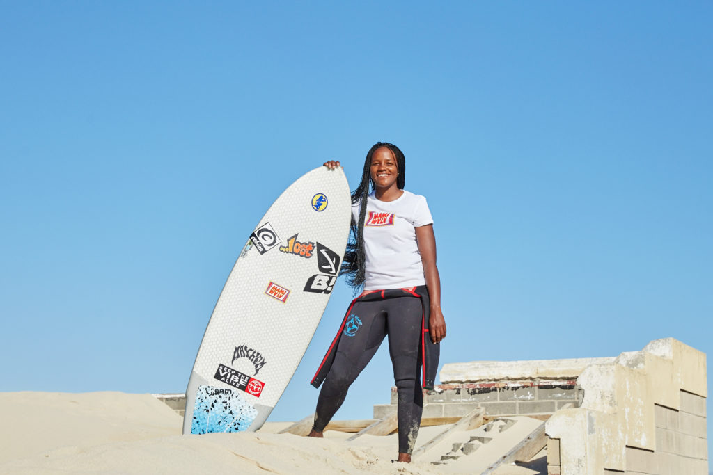 WAVES FOR CHANGE AND MAMI WATA PARTNER TO EMPOWER THE NEXT