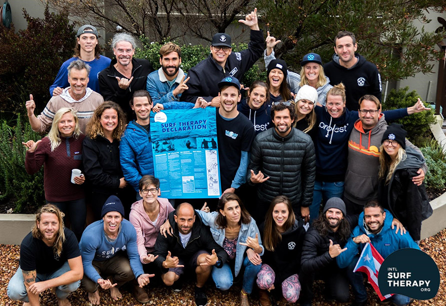 2nd Annual ISTO Conference Brings Together Global Surf Therapy Nonprofits Changing Lives Through Surf Therapy