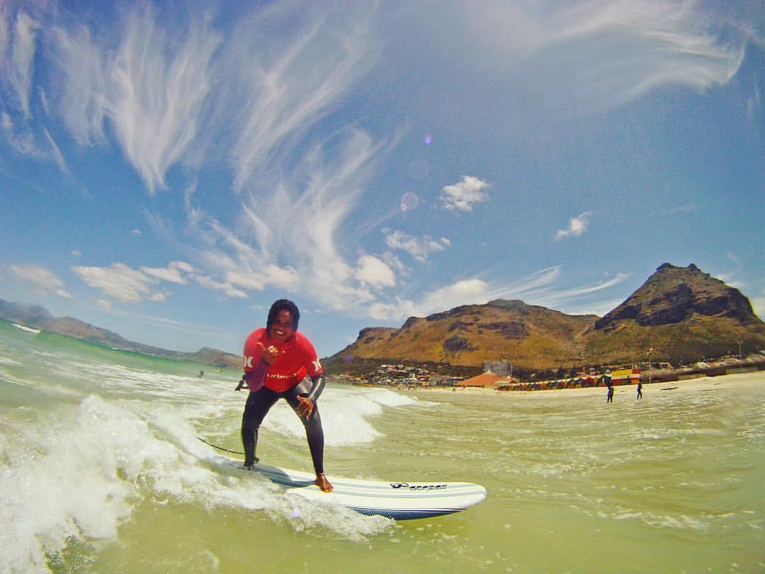 surfing the divide - mel
