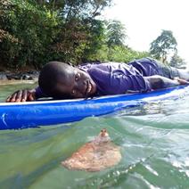 w4c Liberia surf therapy